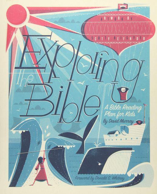 Children's Devotions Recommendations - Exploring the Bible
