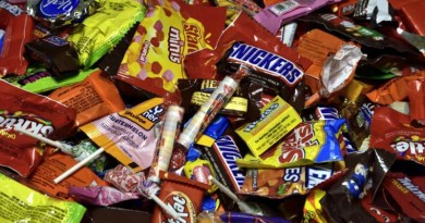 Worst Halloween Candies