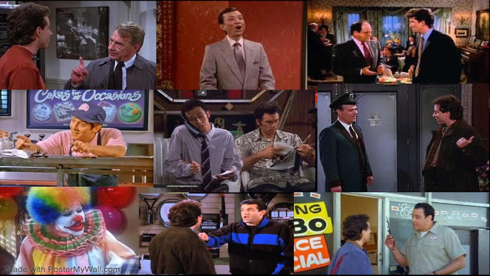 """""""Seinfeld"""" and The Pantheon of Legendary One-Off Characters"""