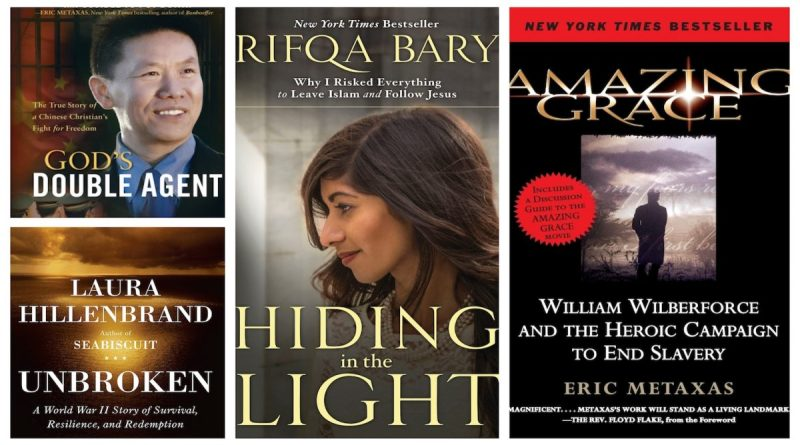 Four Fantastic Biographies I Read This Year