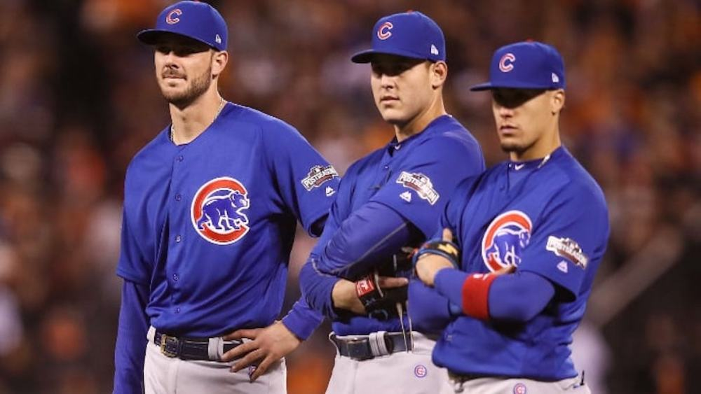 Saying Goodbye To The World Series Champion Chicago Cubs