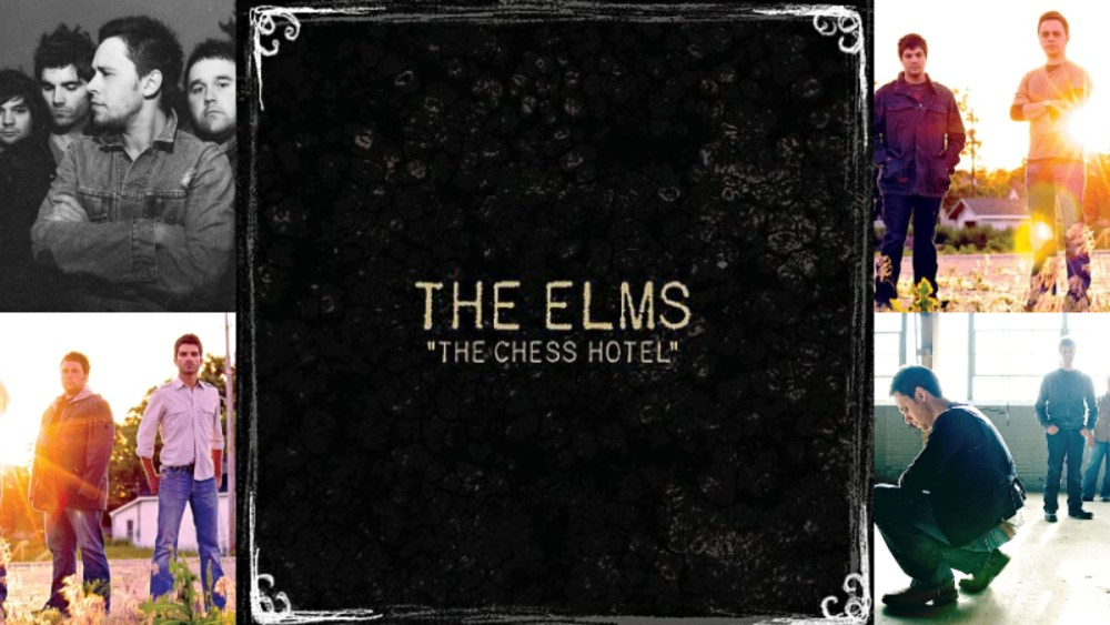 """Who Puts Rock and Roll in Your Blood? """"The Chess Hotel"""" by The Elms Turns Fifteen"""