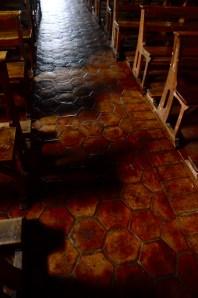 Terracota tiles....