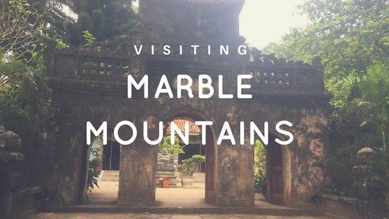Visiting Marble Mountains in Vietnam