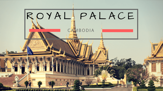 Royal Palace Cambodia Logo