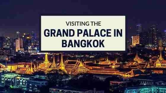 Visiting The Grand Palace in Bangkok