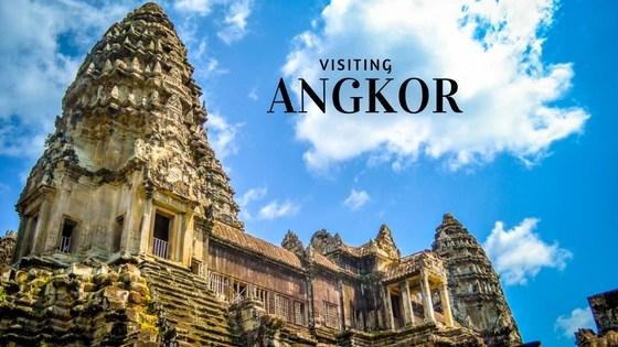 visiting Angkor logo