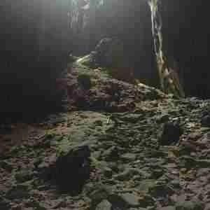 Inside the Dark Cave