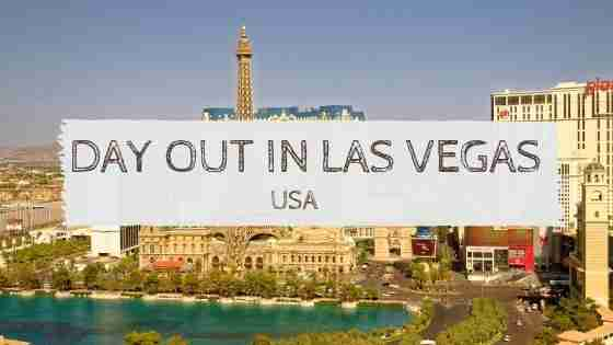 DAY OUT IN LAS VEGAS use