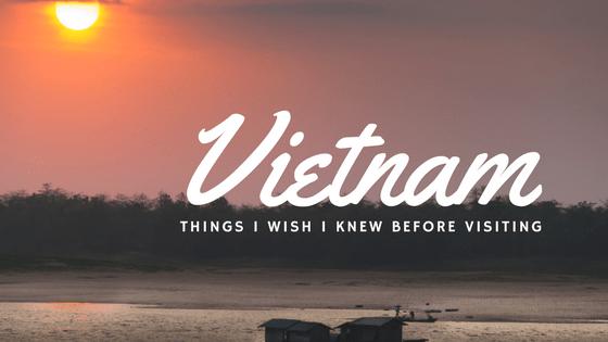 Vietnam travel tips logo
