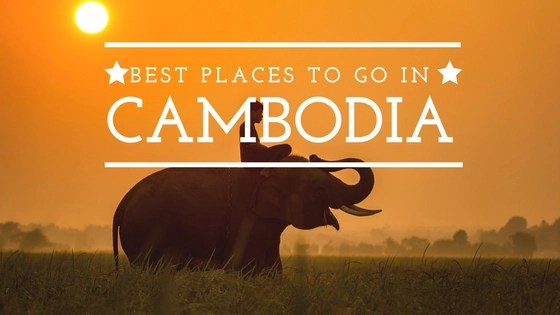 Cambodia best places to go logo