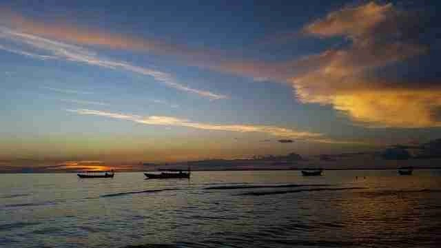 Sihanoukvillle sunset