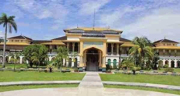 Istana Maimun in Medan