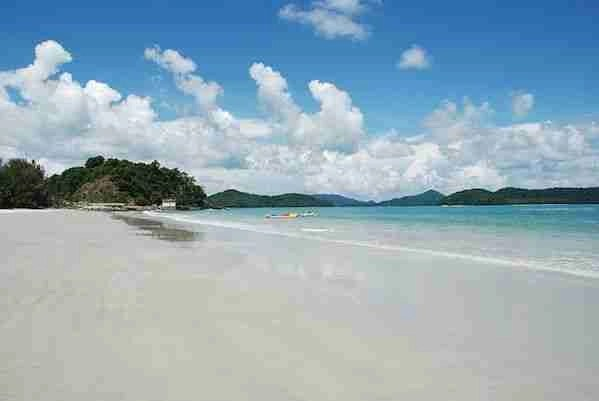 Pantai Tengah Beach