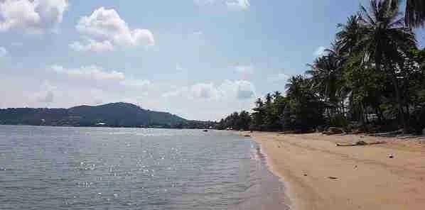 Bophut Beach in koh Samui