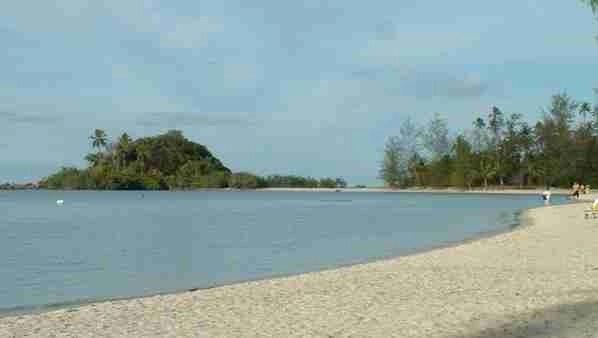 Choeng Mon Beach in koh Samui