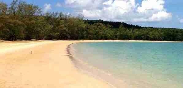 Lazy beach koh rong sanloem