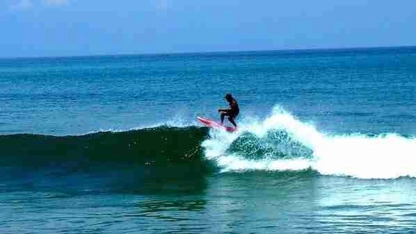 Learn to Surfing at Kuta Bali