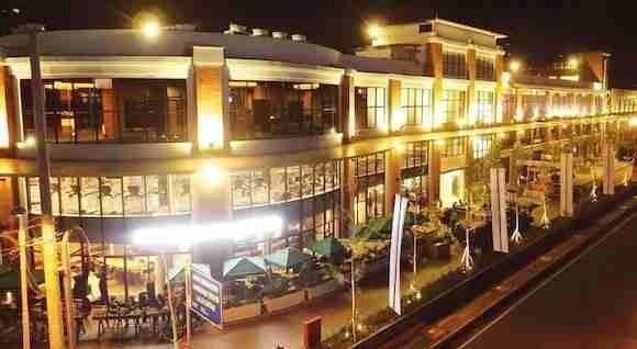 Level 21 Mall in Denpasar Bali