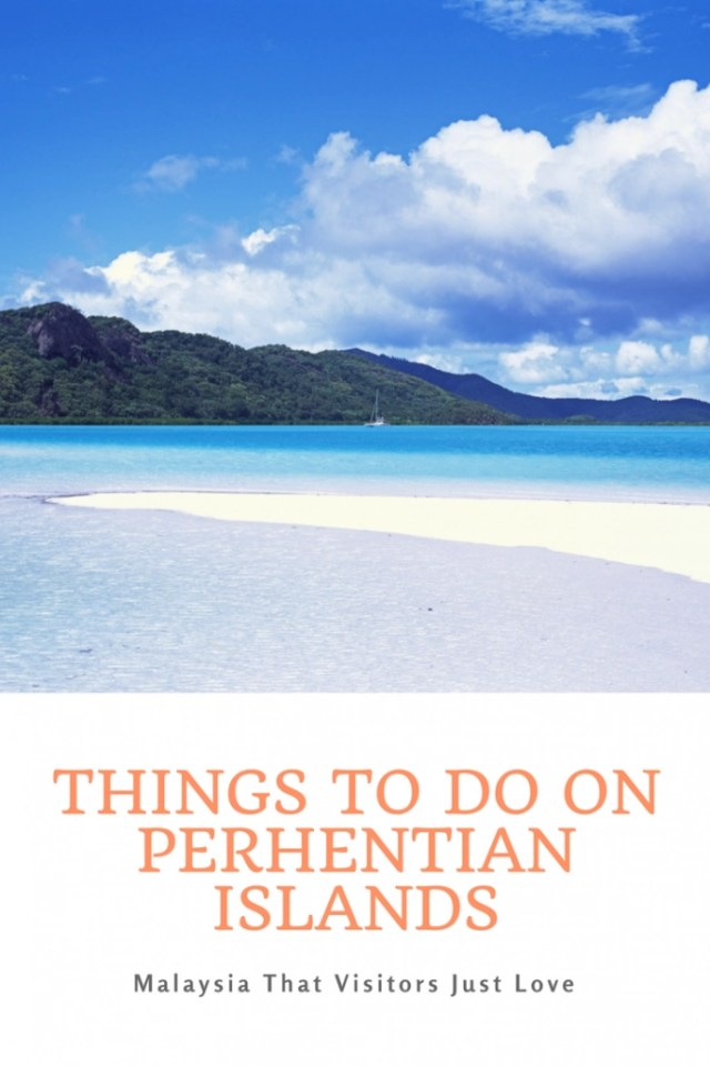 Things To Do On Perhentian Islands Malaysia That Visitors Just Love