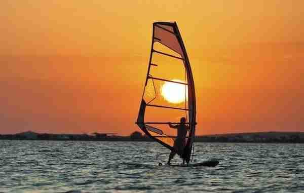 Try Windsurfing