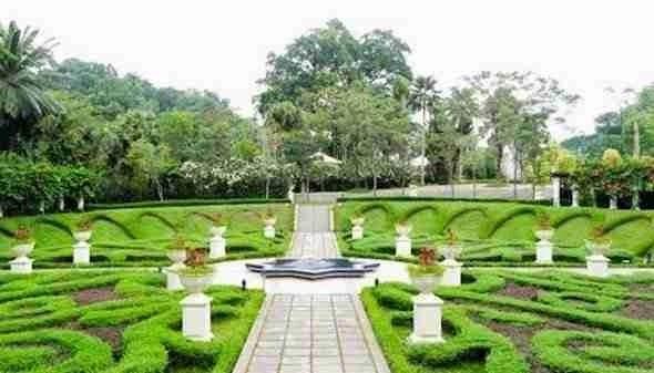 Taman Botani in Putrajaya