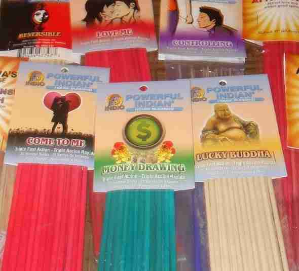 Incense Prayer scam cambodia