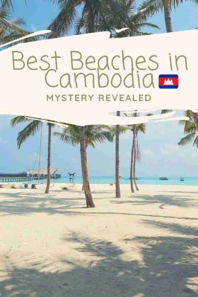 The Best Beaches in Cambodia