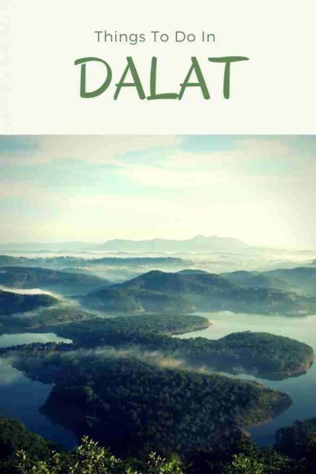Things To Do In Dalat Vietnam