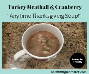Thanksgiving soup recipe