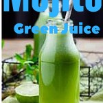 Savory Mojito Green Juice