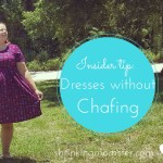 LuLaRoe consultant tip: Secret to dresses without chafing