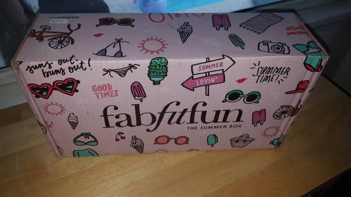 Summer Box FabFitFun