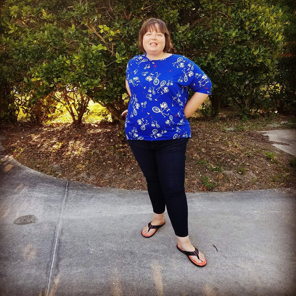 democracy jeans and LuLaRoe Irma