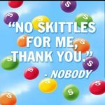 Skittles love