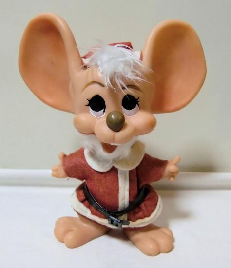 vintage Roy Des holiday mouse