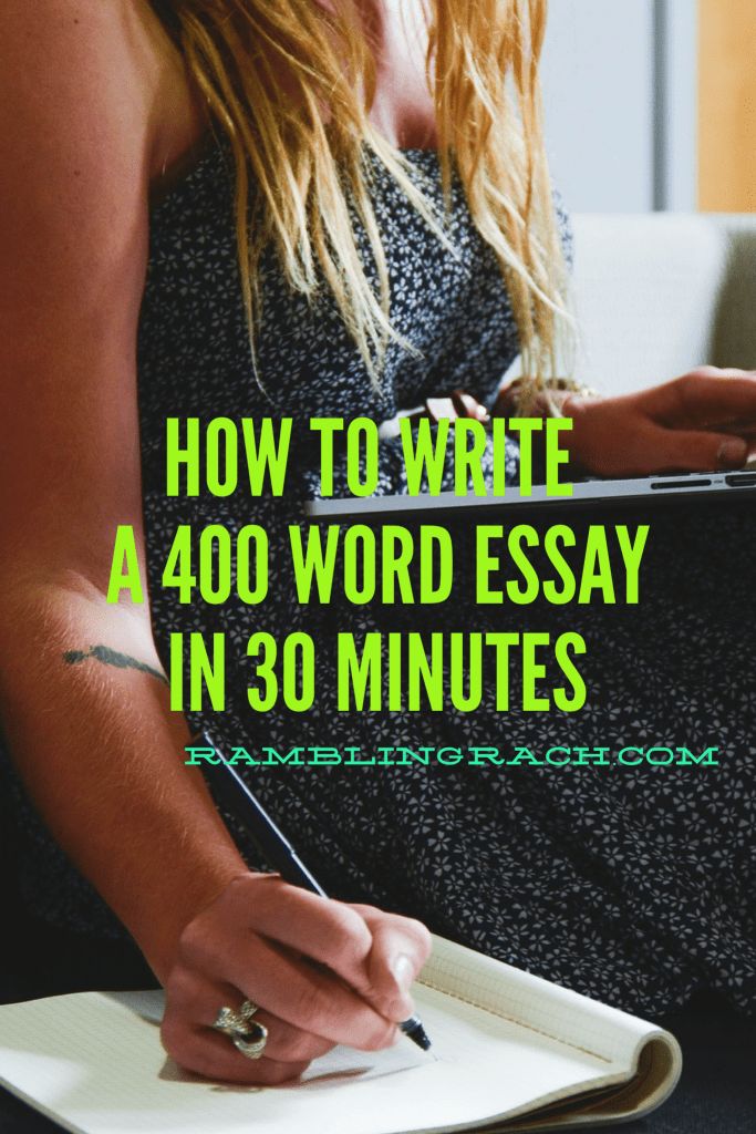 How to write an essay, tips from a freelance writer