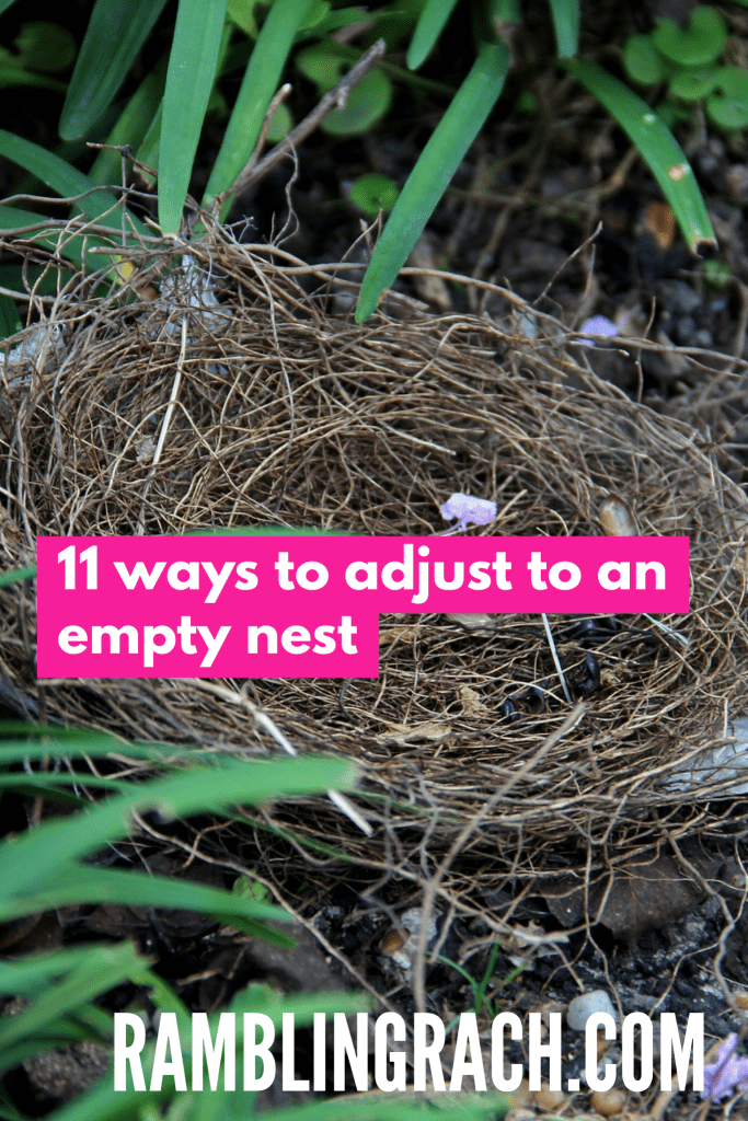 11 Ways to Ease Into an Empty Next