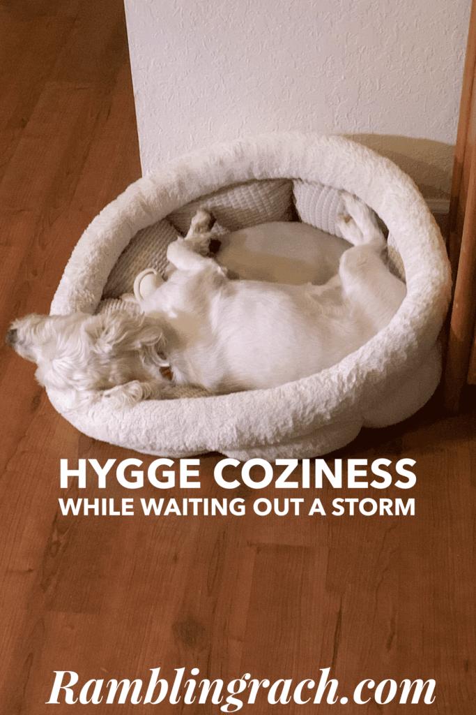 Hygge coziness