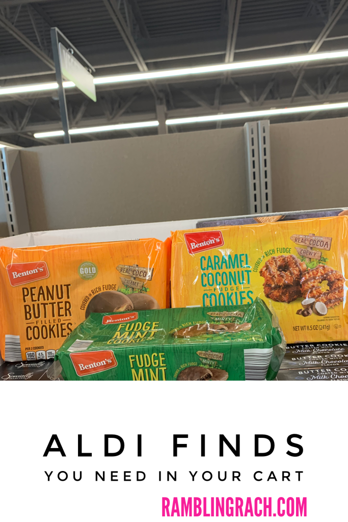 Aldi knockoff Girl Scout cookies
