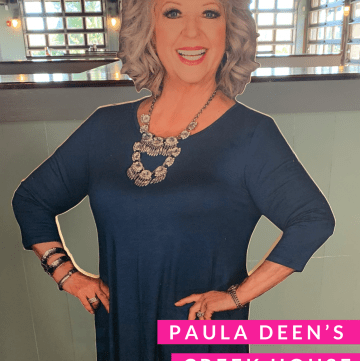Paula Deen's Creek House restaurant review