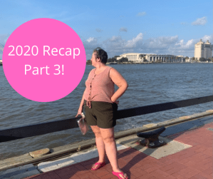 Savannah, Georgia 2020 recap