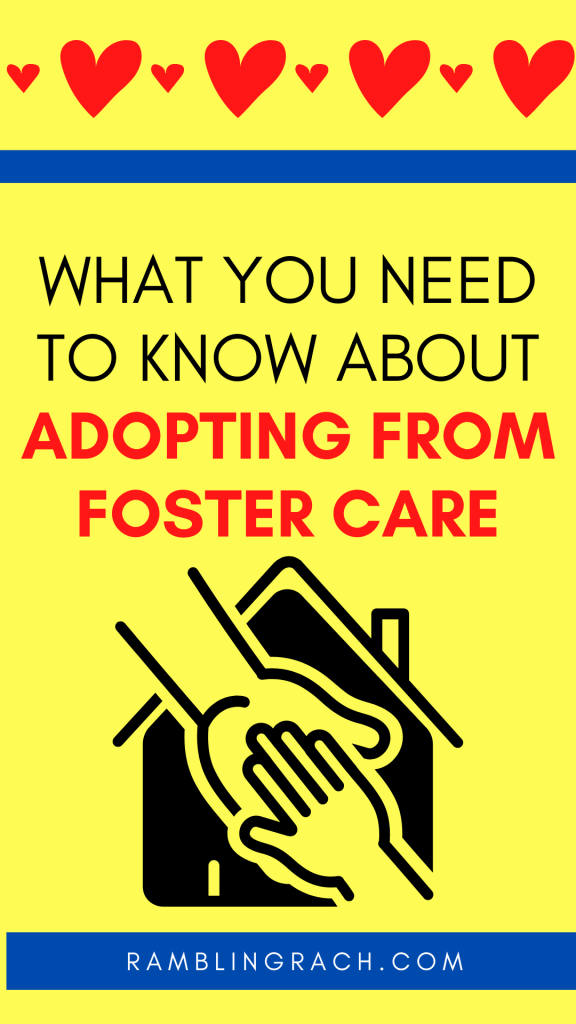 Adopting from foster care is hard AF but so WORTH IT