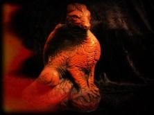 Photo of dragon ornament