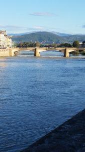 The river Arno