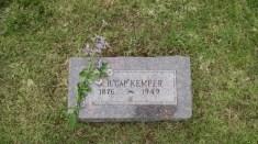 My great grandpa (grandma Harris' father)
