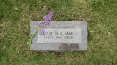 Grandma Harris's crippled sister