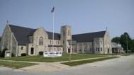 Cool church