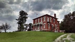 Nathaniel Hamlin museum