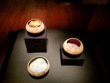 pigment in pots